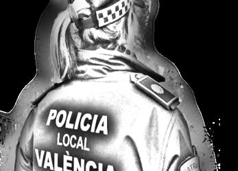 Reestructuración del Cuerpo de la Policía Local Valencia
