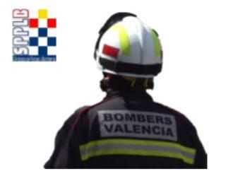 La situación el Cuerpo de Bomberos del Ayuntamiento de València.