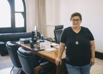 Reunión SPPLB, con la actual Concejala de Personal, Luisa Notario