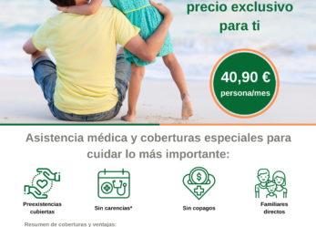 Seguro de Salud para afiliad@s y familia