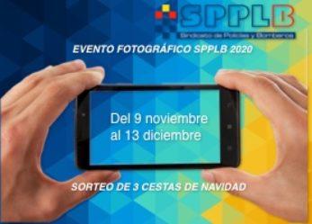 CONCURSO-SORTEO FOTOGRÁFICO SPPLB 2020