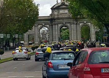 Los temporales de la función pública salen a la calle para exigir que los hagan fijos