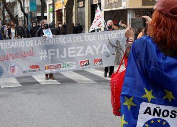 Decenas de interinos llevan a los tribunales a la Generalitat para que los convierta en fijos