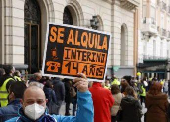 Las claves del 'Icetazo' de los interinos: de la indemnización al perder la plaza a evitar las oposiciones